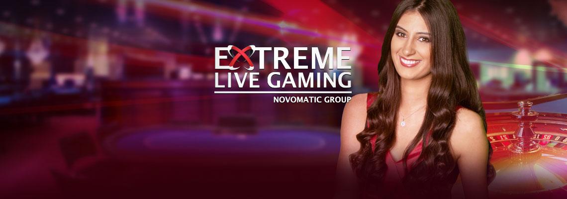 Enjoy Extreme Live Gaming at CasinoEuro