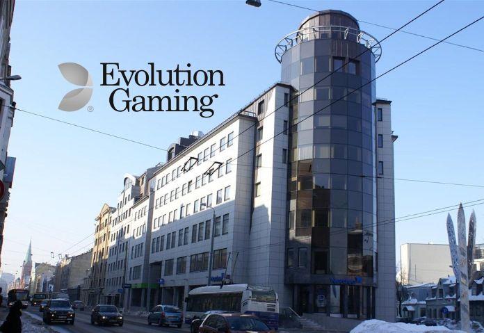 Evolution Gaming приобрела новый офис в Риге