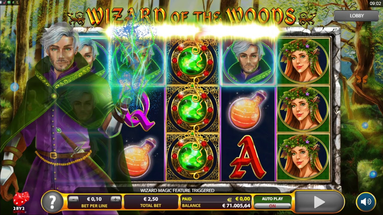Wizard of the Wood by 2BY2 Gaming | iGaming Business