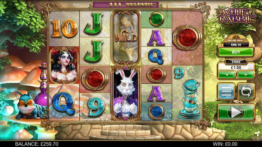 BTG Slots - List of Big Time Gaming Slots RTP & Variance - Free Play